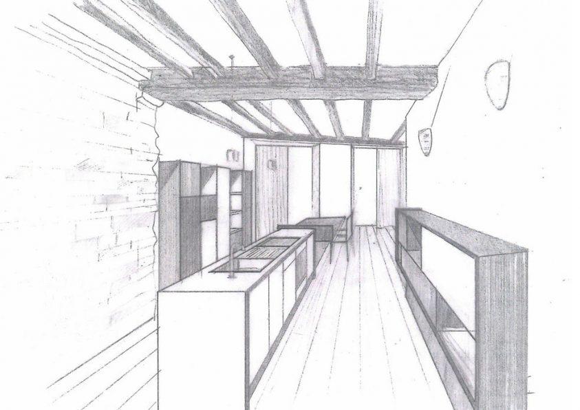 architecture int rieur loft monge paris. Black Bedroom Furniture Sets. Home Design Ideas