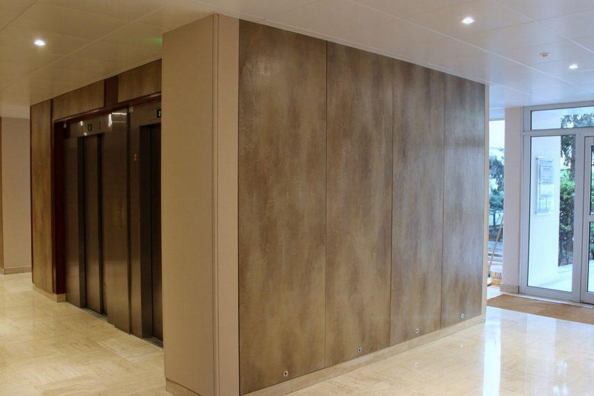 Architecture intérieure Hall Immeuble Syndic ASCENSEUR(1)