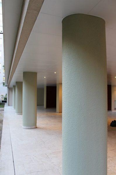 Architecture intérieure Hall Immeuble Syndic COLONNES (6)