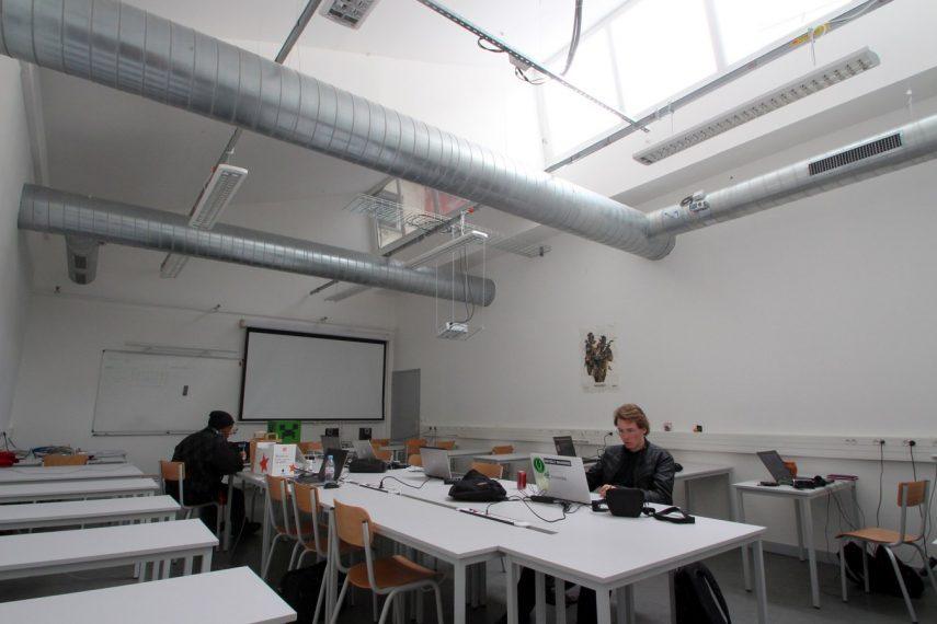 Architecture - Salle de réunion