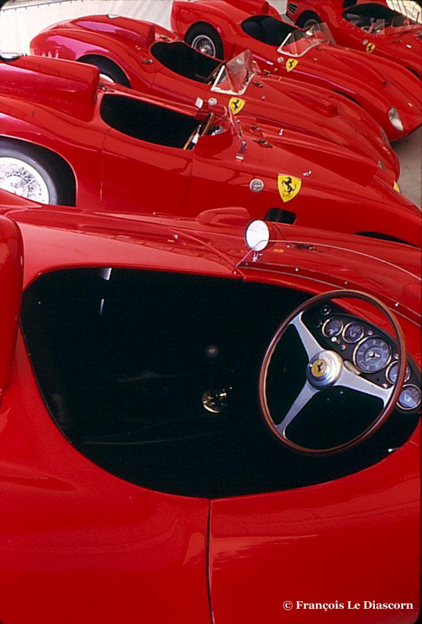 Hommage a? Ferrari Fondation Cartier pour lArt Contemporain Franc?ois Le Diascorn 5