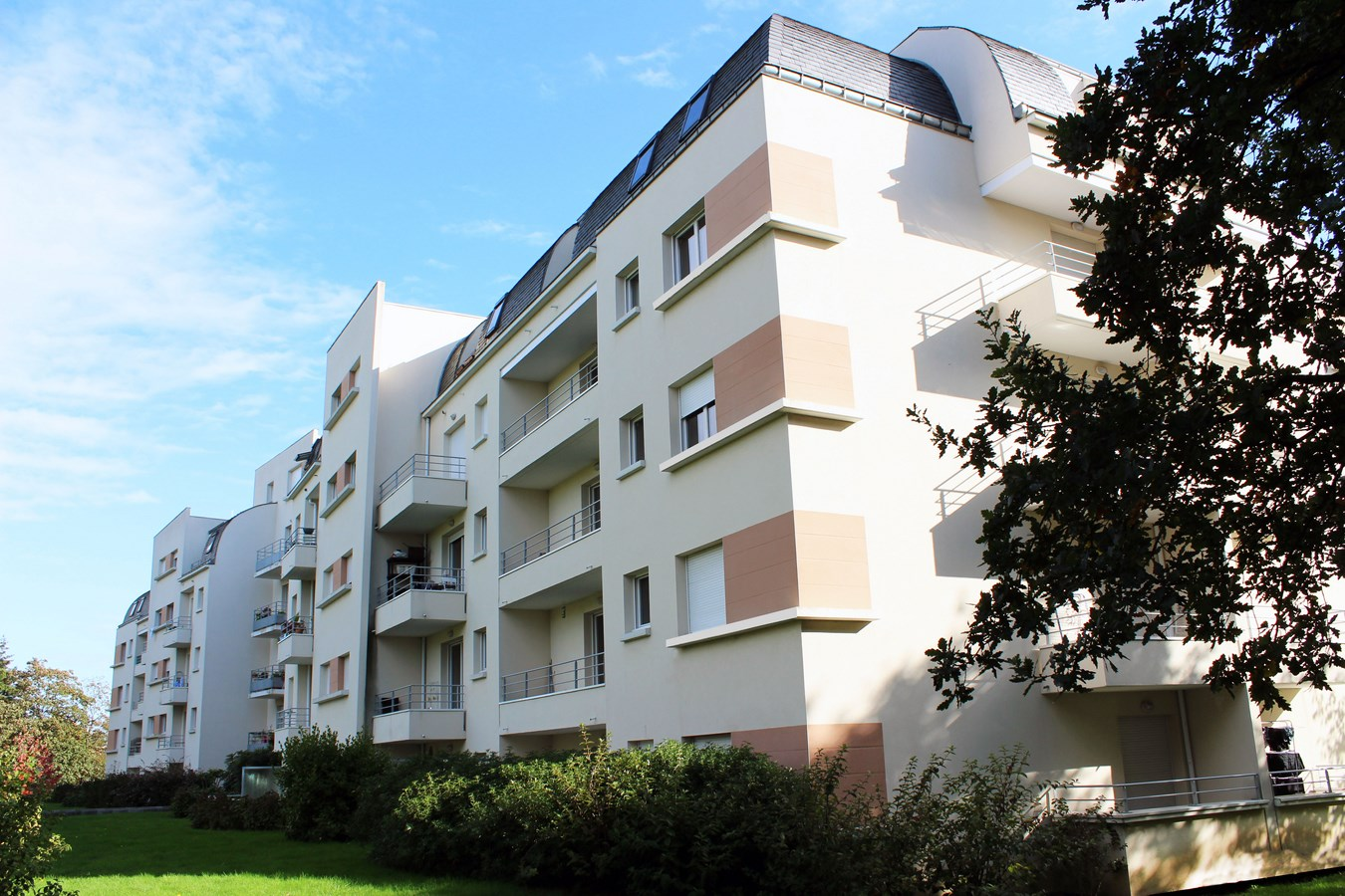 Logements collectif Orvault