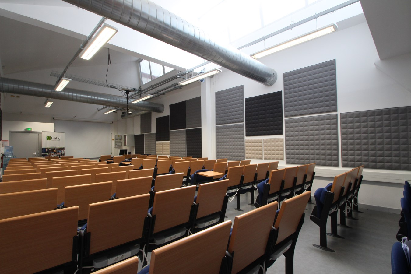 Architecture int rieur ecole audiovisuelle montreuil for Ecole architecture interieur