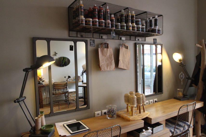 Architecture intérieure salon coiffure LOFT CASIER (4)