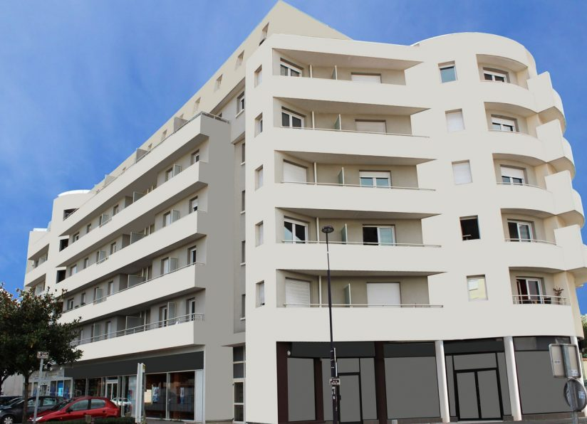 Architecture - REZE façades
