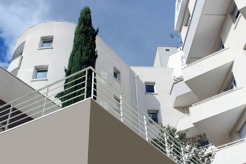 Architecture - REZE toit terrasse