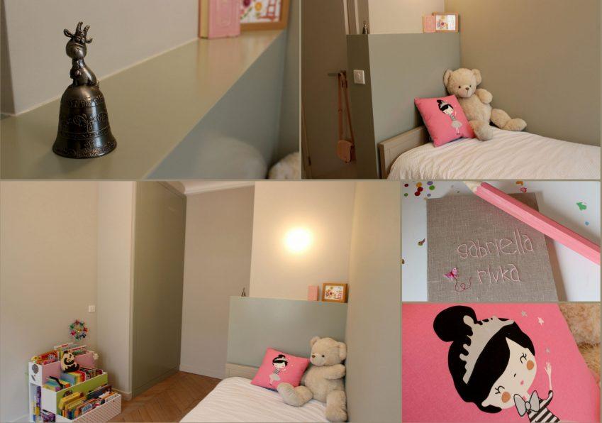 Architecte intérieur Paris + chambre enfant