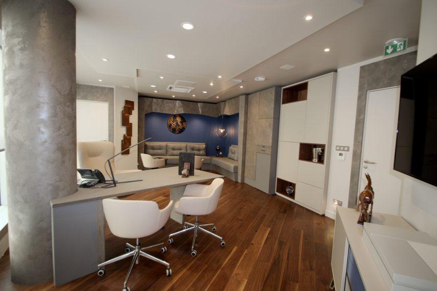 Architecture int rieur bureau mutuelle paris for Agence architecture interieur paris