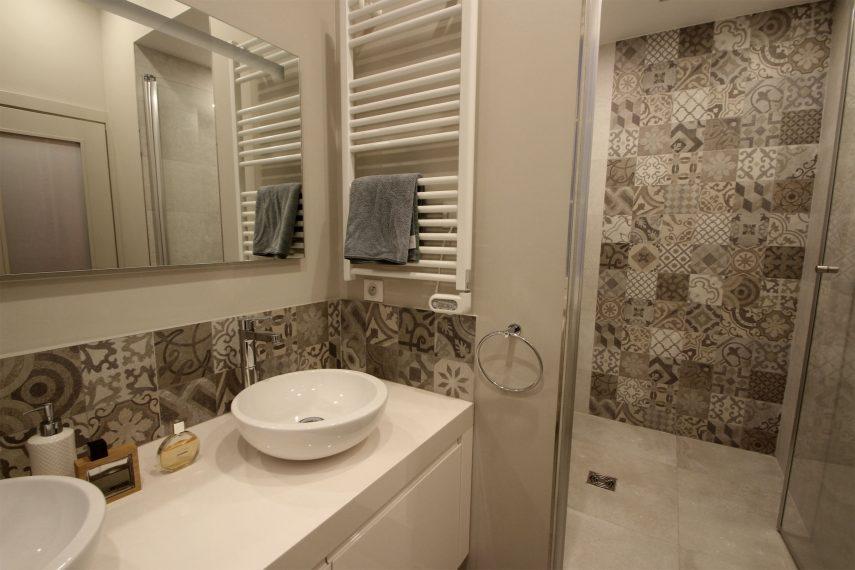 Architecte intérieur Paris + salle de bain